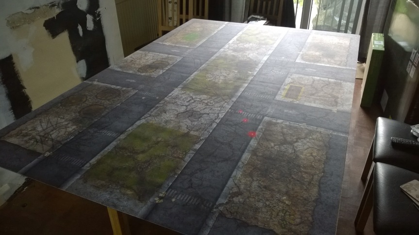 Building a game table