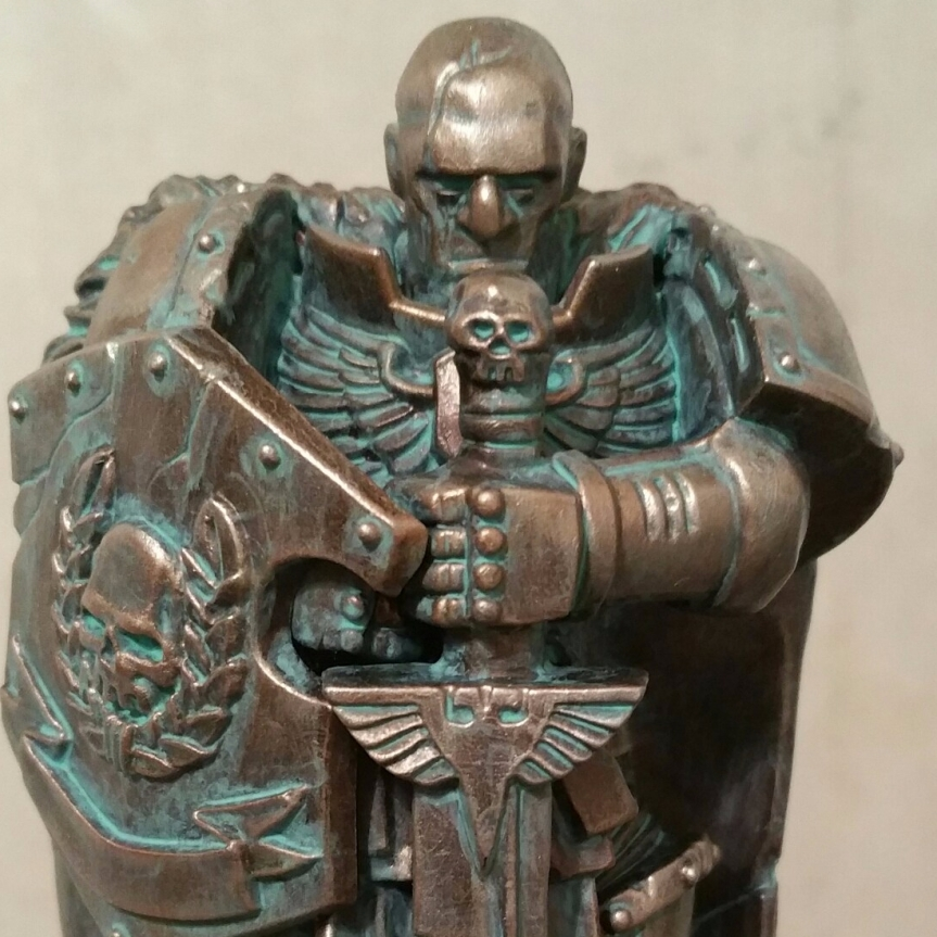 Imperial Statue