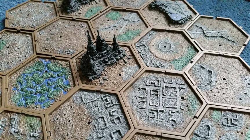 40K Campaign – The Siege ofFalx