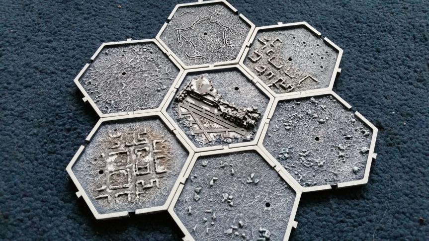 Planetary Empires Ice World