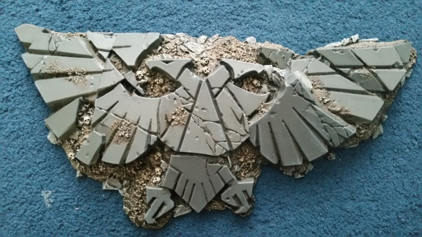 Scenery Painting – Broken Aquila