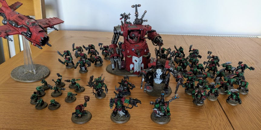 Orks Tournament List