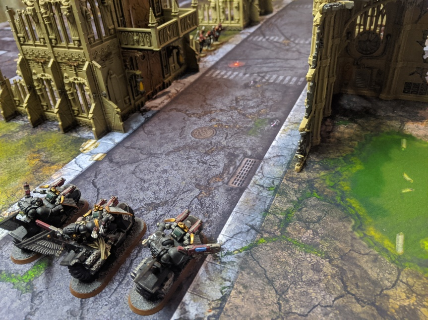 Battle Report – The Long & Winding Road (Does it8th?)