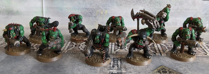 Ork Reinforcements