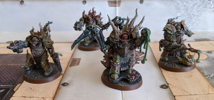 Lord Felthius and the TaintedCohort