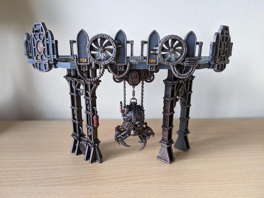Sector Mechanicus: Part1