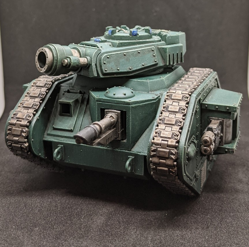 Armoured Reinforcements